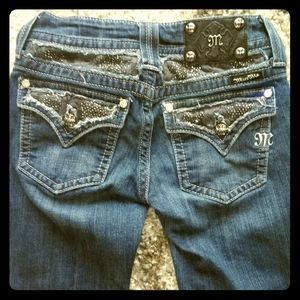 Miss Me Jeans Boot Cut Size 26